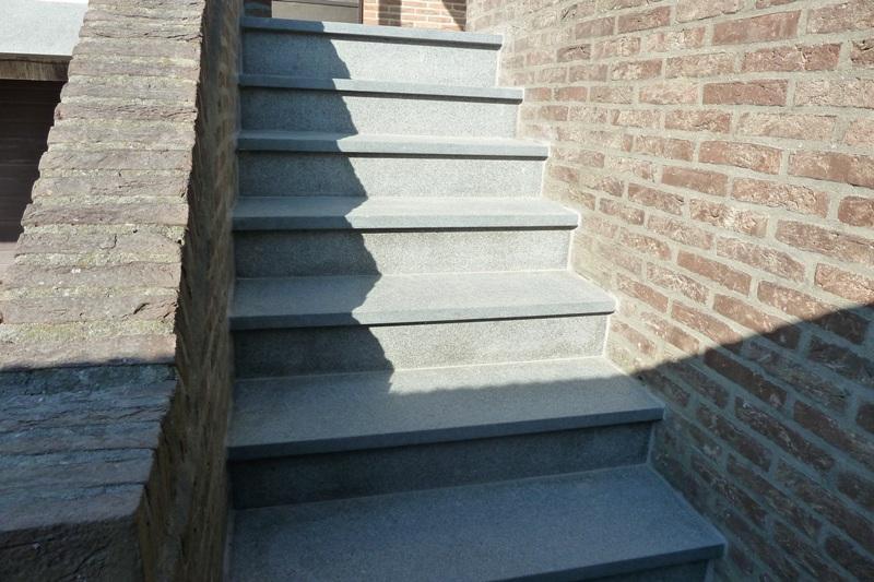 Pierre pour escalier exterieur elegant pierre pour for Escalier exterieur pierre